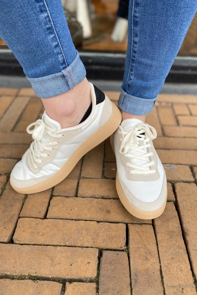 Woden sneakers off white May WL606