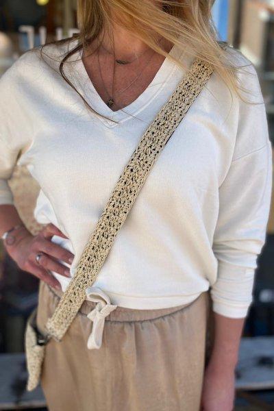 10 days trui Ecru 20-805-1202 sweater