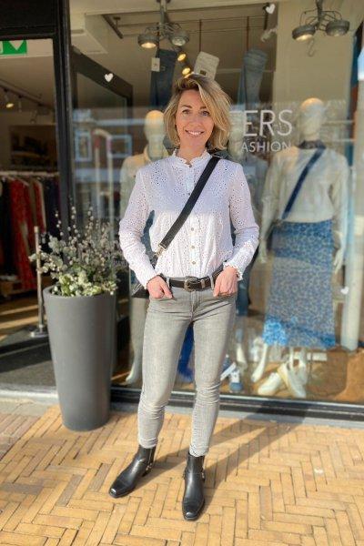 Homage broek jeans grey  JaggerM09