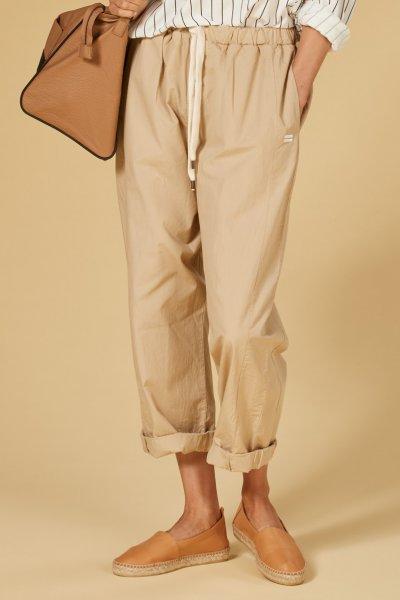 10 days oversized pants soft beige