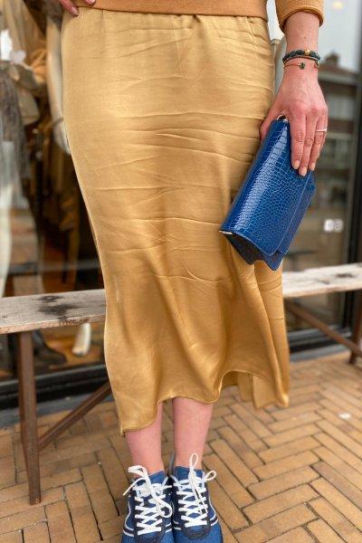Penn & Ink S21F901 Skirt