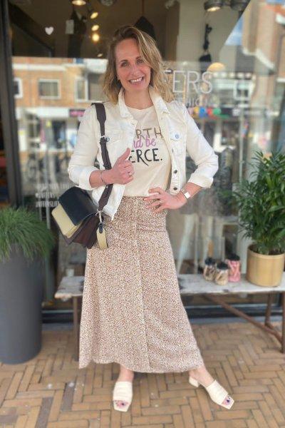Circle of trust rok  paige skirt