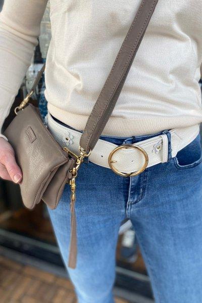Fabienne Chapot flower belt big ACC-06-BLT-SS21