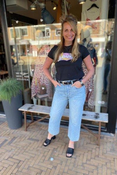 Jeans anklemiddleroad 72693-0055