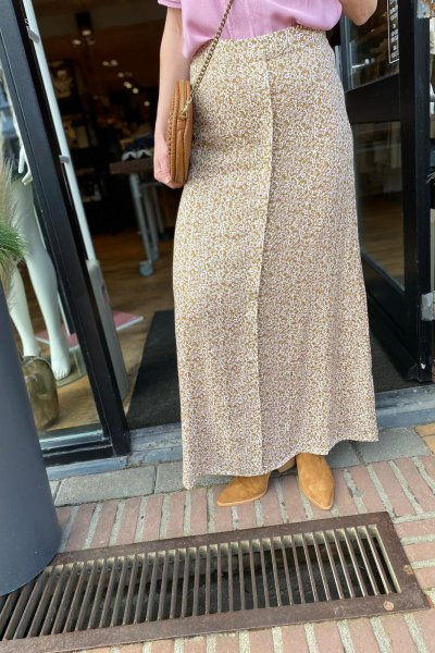 Circle of trust Paige skirt happy  S12.40.2313