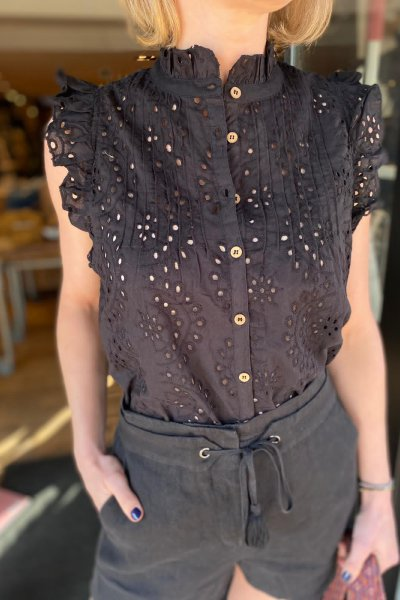 Circle of trust Katie Blouse S21.91.1044