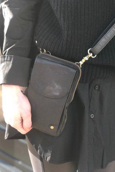 Depeche bag black