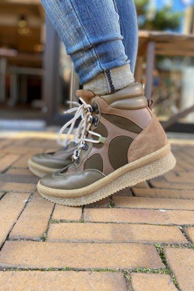 Boots Toral LT-12199 Grey Ambra