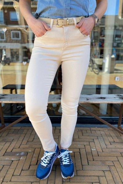 Lois jeans Nicci Celia 6384 off white