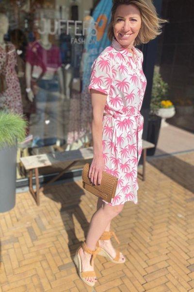 Fabienne Chapot Boyfriend cara dress CLT-90-DRS-HS21