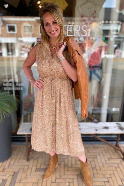 Circle of trust Leah dress S21.49.1667