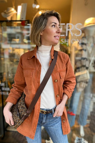 Circle of trust Aivey Jacket S21_59_3057