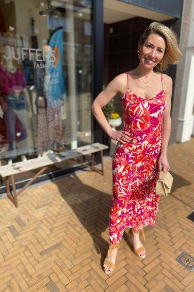 Fabienne Chapot sunny maxi dress CLT-94-DRS-HS21